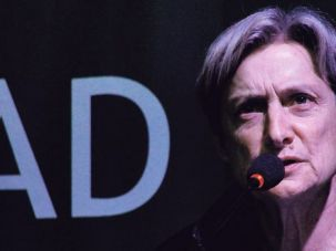 The Butler Did It: Academic superstar Judith Butler has aligned herself with some of the most outspoken critics of Israel.
