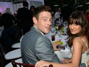 Tragic End: Cory Monteith, shown here with girlfriend Lea Michele, was found dead in a Vancouver hotel room.