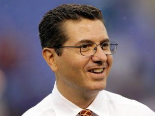 Dan Snyder, the owner of the Washington Redskins, has resisted pressure to change the team's name.