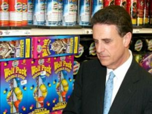 Bruce Zoldan, owner of B.J. Alan Co, is under fire because the Boston terror bomber bought his fireworks. Did they use them in the attack?
