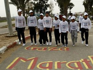 The Gaza strip has held a marathon the past two years. But this year, the enclave?s Islamist rulers cancelled the race because women were expected to run.