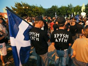 Rising Hatred: In a November election, the neo-Nazi Golden Dawn won 6% of the seats in Greece?s parliament.