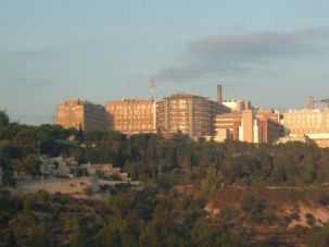 Foundering Flagship: In recent years, the Hadassah Medical Center in Jerusalem has been losing tens of millions of dollars annually.