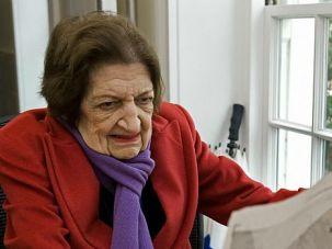 Thank You, Mr. President: Helen Thomas served as White House correspondent for 49 years before retiring amid a controversial comment about Israel and the Palestinians.