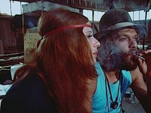 Turned On, Tuned In, Dropped Out: 'An American Hippie in Israel' was the lone directorial effort of Amos Sefer.