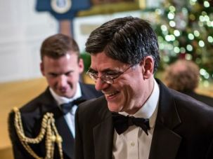 He?s the Man: Jack Lew is expected to be nominated as treasury secretary at an afternoon White House event.