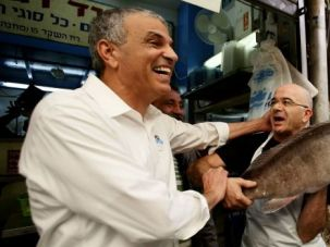 Big Fish in Small Pond: Led by Kahlon, the son of Libyan immigrants, the Kulanu party ran on a platform of economic change.
