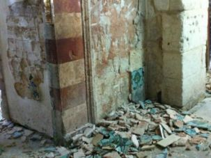 Game Over: Racist vandals destroyed Muslim tiles at the site of King David?s Tomb. Israeli authorities never restored the damage, leaving only Jewish historical artifacts.