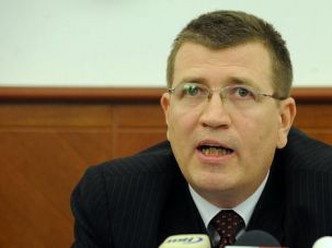 Nazi Nabbed: Hungarian prosecutor announces arrest of suspected Nazi killer Lazslo Csatary.