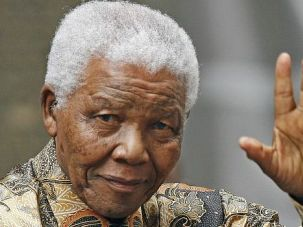 Man of Peace: Nelson Mandela became one of the world?s most admired people by espousing a message of tolerance. His legacy is being tarnished as his African National Congress party lurches toward anti-Semitism.