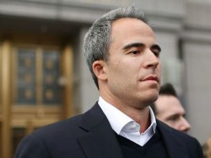 Accused: Michael Steinberg has told friends he expects to be exonerated.