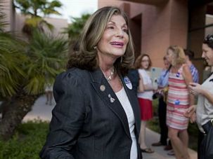 Vegas Showdown: Rep. Shelley Berkley had a safe Congressional seat. She decided to roll the dice on a run for the Senate, with control of the chamber on the line.