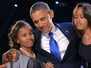 First Dad: President Obama?s leadership style could apply to parenting.