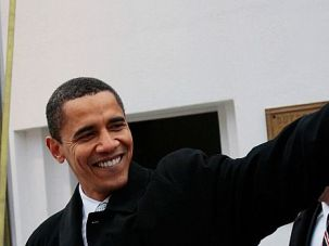 No Memory: Barack Obama burst onto the national political scene 20 years after graduating from Columbia College in 1983. None of the 25 Israelis who graduated with him that year remembers the future president.