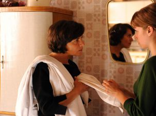 Hard Choices: Michael Verhoeven's recent film 'Let's Go' is about Holocaust survivors raising their daughter in Germany in the late 1940s.