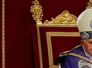 #Catholic: Pope Benedict will send his first Tweet on Dec. 12