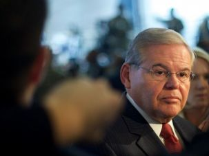 Sen. Robert Menendez and other Democrats have agreed to put off support for any new Iran sanctions measure until at least the end of March.
