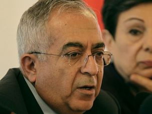 Man in Middle: Palestinian Premier Salam Fayyad was caught between Israeli intransigence and Ramallah obstinance. With enemies on both sides of the Green Line, he never had a prayer.