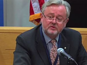 Embattled: William Schabas, chair of the U.N. Gaza war crimes panel, has come under preemptive attack from Israel and its supporters.