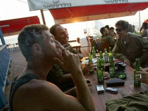 Life?s a Beach: With the sun and cafes, It can be easy to forget about the occupation and conflict in Israel. That?s not necessarily a good thing.