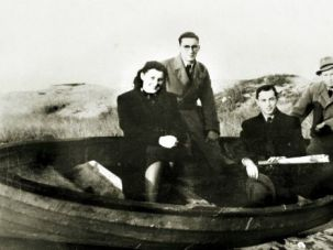 Embellished Tale? A Jewish family lands in Sweden after escaping from Denmark as Nazis prepared crackdown in 1943.