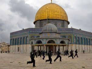 Whose City? Violence flared on the Temple Mount as Israelis celebrate — and Palestinians mourn — the Israeli seizure of East Jerusalem.