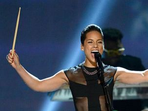 Controversial Show: Songbird Alicia Keys is scheduled to perform on July 4 in Israel. Alice Walker is trying to get her to cancel the gig and join the cultural blockade.