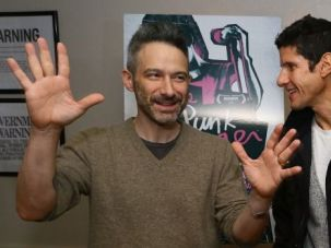 Fight for Your Right: Beastie Boys rappers Adam Horovitz and Michael Diamond celebrated a big win in a copyright lawsuit against Monster energy drinks.