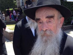 Undending Pain: Even two decades later, Abraham Shemtov still declines to discuss his memories of the death of Rabbi Menachem Mendel Schneerson.