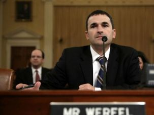 Strongarm Tactics? IRS official Daniel Wurfel testifies about claims that conservative groups were targeted for extra scrutiny. According to new revelations, low-level tax agents often make critical decisions about lines between church and state.