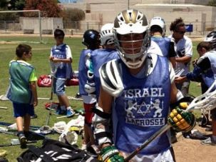 Lacrosse Faiths: Israeli Lacrosse's practices are conducted regularly in English, Hebrew and Arabic; players on the field observe Judaism, Islam and Christianity.