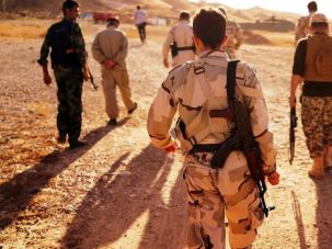 New Reality: Kurdish fighters have flexed their muscle as Iraq's central government loses control of large swaths of the country.