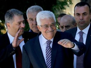 Man of Peace: Mahmoud Abbas called fellow Palestinian leaders to a meeting amid a swirl of reports that peace talks may start soon.