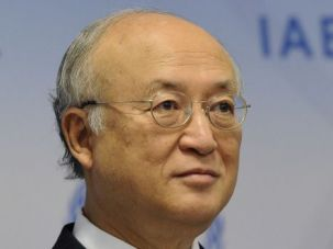 Open Up Iran: International Atomic Energy Agency Director General Yukiya Amano discusses Iran's nuclear program.