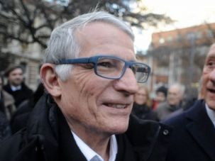 Threat: Toulouse Mayor Pierre Cohen denounced the latest hate attacks.