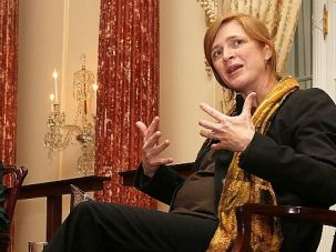 Power Person: Samantha Power has been tapped as the next U.S. ambassador to the United Nations.