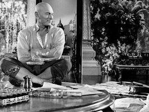 "Yul Be Sorry: Yul Brynner and Samantha Eggar in a short-lived, 1972 sitcom version of ""The King and I."""