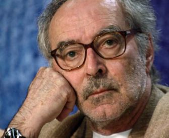 The Opinions of an Artist: Jean-Luc Godard, pictured here, has made many regrettable comments during his career.