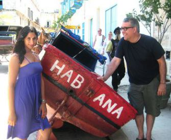 In Tune: Sarah Aroeste and Roberto Rodriguez are co-founders of the Cuban-Jewish Music Project.