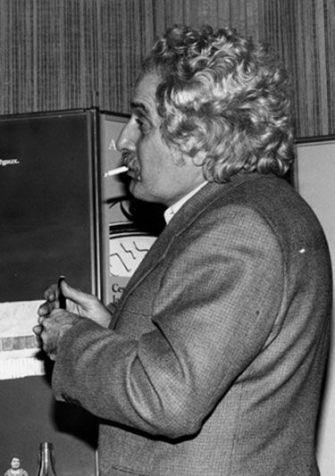 Producer Harry Gulkin