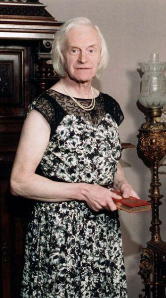 My Own Wife: Transvestite Lothar Berfelde, known as Charlotte von Mahlsdorf.