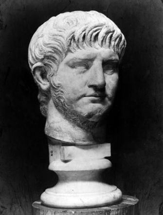 An Infamous Conversion: According to the Talmud, Roman Emporer Nero fled Rome and converted to Judaism.