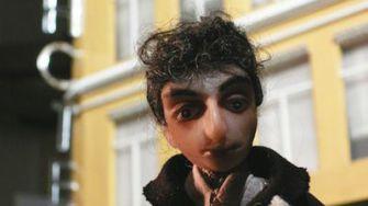 The Demon Bridegroom: A puppet?s mystical matrimony.