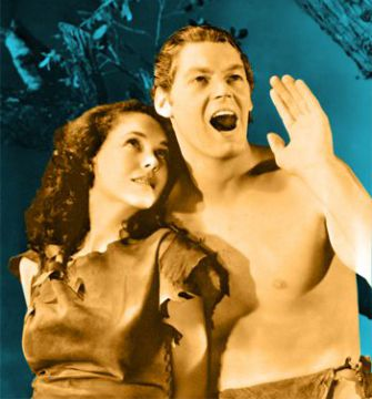 Hear Me Roar: Johnny Weissmuller, who played Tarzan in the early Hollywood movies, was believed to be Jewish by many Israelis, strengthening the country?s attachment to the iconic hero. identification with the jungle character.