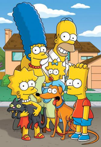 New Roadmap? The Simpsons will travel to Israel on an episode airing this fall.