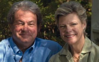 Interfaith-Oriented: Steve and Cokie Roberts co-wrote ?Uniting Families.?