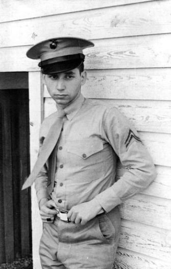 Marine Director: Marine Corps Sgt. Stuart Schulberg, was the youngest member of the OSS Field Photo-War Crimes unit and, later, writer and director of ?Nuremberg.?