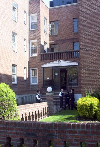 School House: The Yeshiva Tiferes Shulem D?Nadvorna in the Boro Park section of Brooklyn.