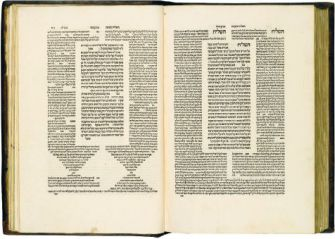 Some Collection: A complete set of Daniel Bomberg?s 16th-century edition of the Babylonian Talmud is among the treasures of the Valmadonna Trust Library.