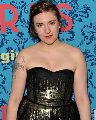 Lena Dunham of ?Girls?
